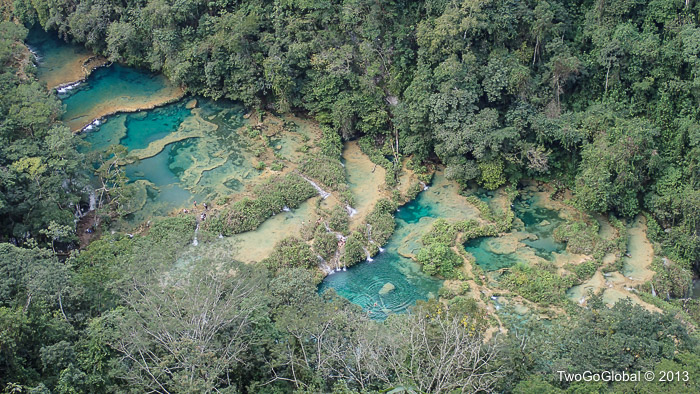 Semuc Champey and the Peten Region