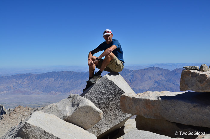 Mt Whitney Ascent