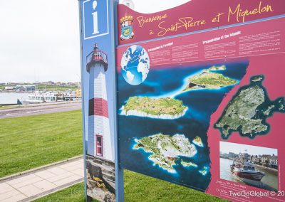 Welcome to the French Archipelago of Saint-Pierre & Miquelon