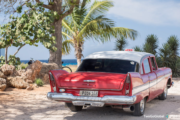 Surreal scenes littered the Cuban countryside