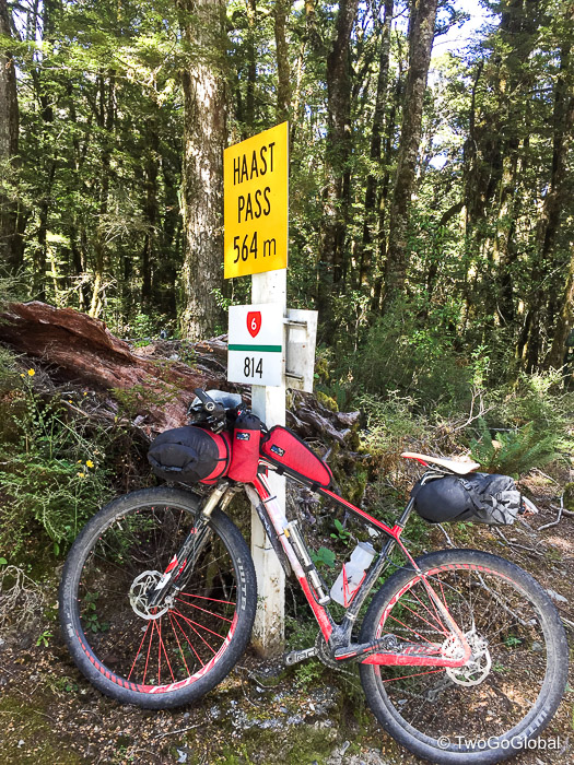 Haast Pass, another slog